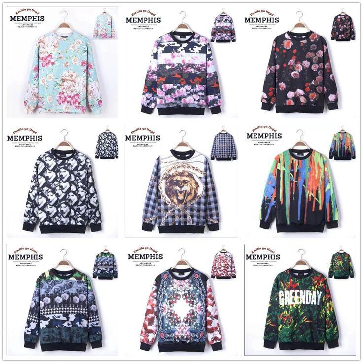 Cheap Hoodies & Sweatshirts, Buy Directly from China Suppliers:European Stylr Fashion 2015 Men's Streetwear Autumn&Winter Sport Outwear New 3d Print Men Hoodies 3D Men Tracksuit Sweat