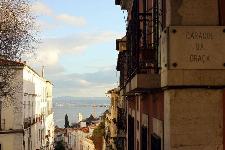 #Graca #Taje Postcards from Lisbon   postcardsfromanywhere