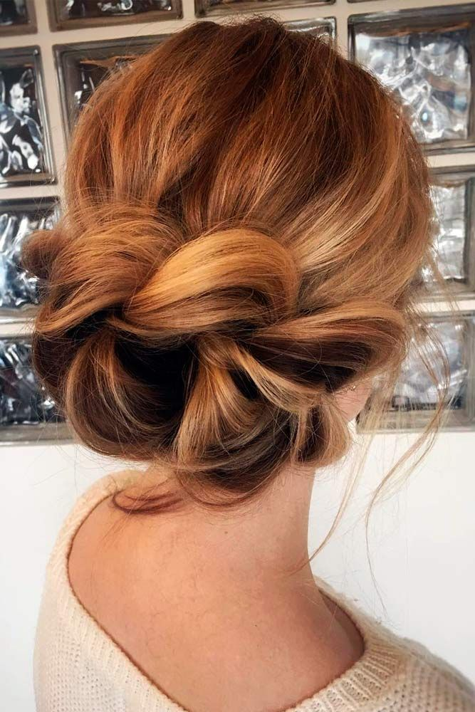 Cool Haircuts For Fine Hair : Best thin hair updo ideas on medium length
