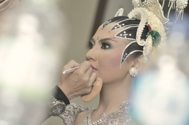 Make up for Paes Ageng, Javanese Bride