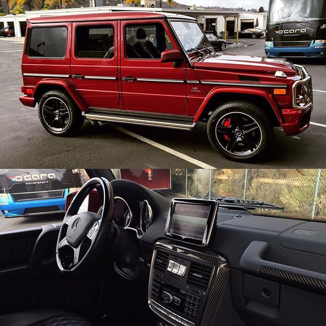 A very unique Mercedes G-Wagon just in! See our profile to see our website (link in bio @ogaraljreserve) ...