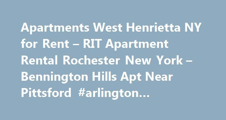 Apartments For Rent In Rochester Ny Near Rit