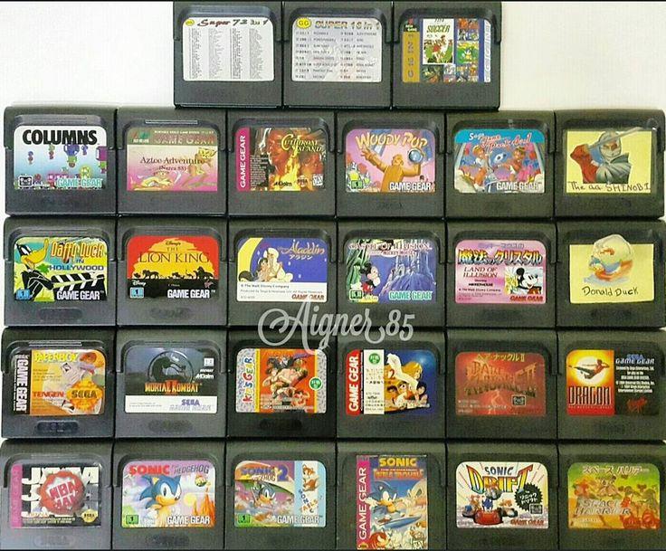 On instagram by aigner85 #retrogames #microhobbit (o) http://ift.tt/2dbDTFs. Some of My best SEGA GameGear Games #SEGA #GameGear #MasterSystem #Genesis #MegaDrive #Saturn #DreamCast #SEGASaturn #SEGAGameGear #Sonic #Disney #Capcom #Shinobi #Games #Gamers #Retro #RetroGames #ClassicGames #UAEGamers #Collection #Like #Repost #MegaMan #GameBoy #Nintendo #Aladin #LionKing #MickeyMouse #CastleOfIllusion #LandOfIllusion