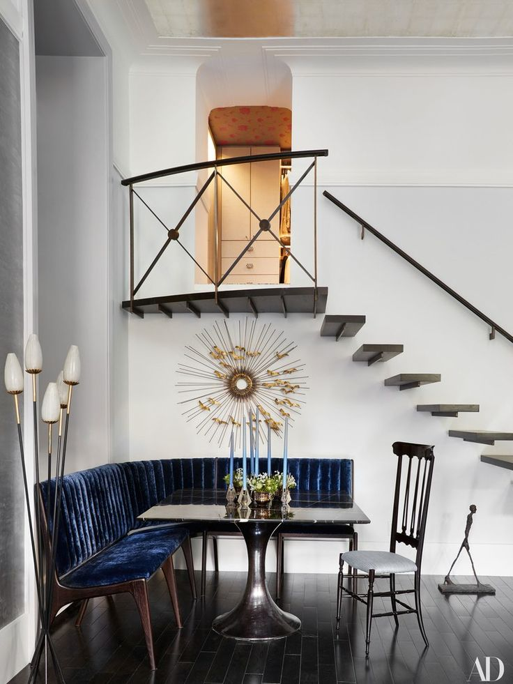 Carole Radziwill Gives AD a Tour of Her SoHo Duplex   Architectural Digest