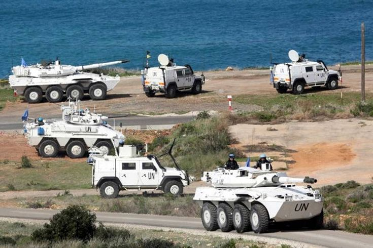 Diez intensos años de las Fuerzas Armadas españolas en el Líbano
