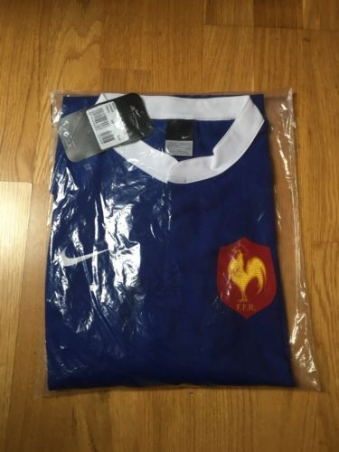 Rare france player #issue not #match worn shirt xxl rugby #sevens 7s nike code 7,  View more on the LINK: 	http://www.zeppy.io/product/gb/2/381878320137/