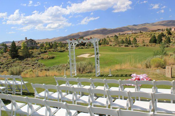 Somersett Golf And Country Club Wedding Venue In North Reno NV