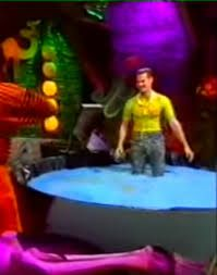 Image result for slimed gunged boy