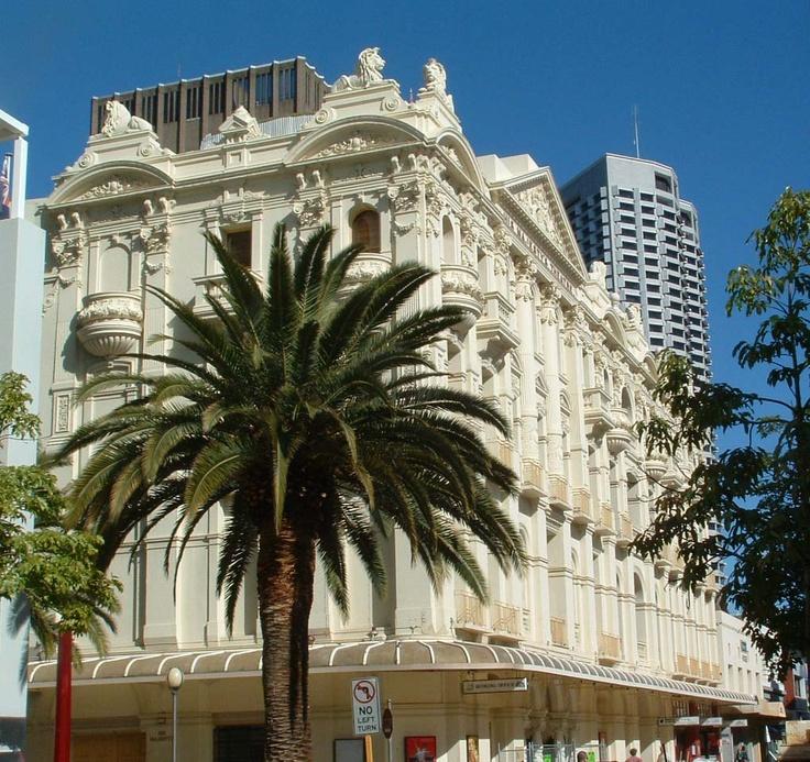 His Majesty's Theatre, Perth.