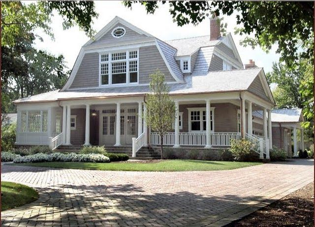 41 best Gambrel Colonial images on Pinterest | Dutch colonial homes ...