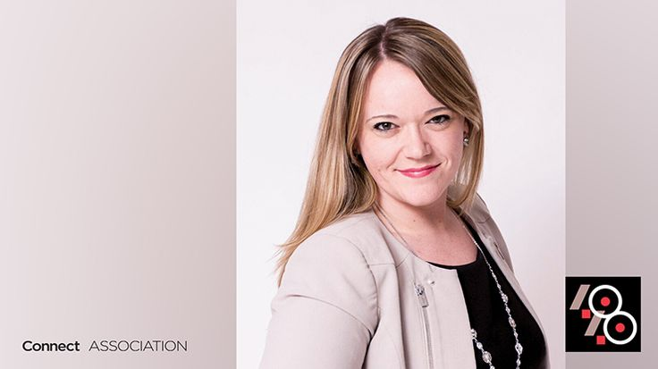 Lydia Blanchard, sales manager at Fairmont Chateau Laurier, is a Connect Association 2017 40 Under 40 honoree.