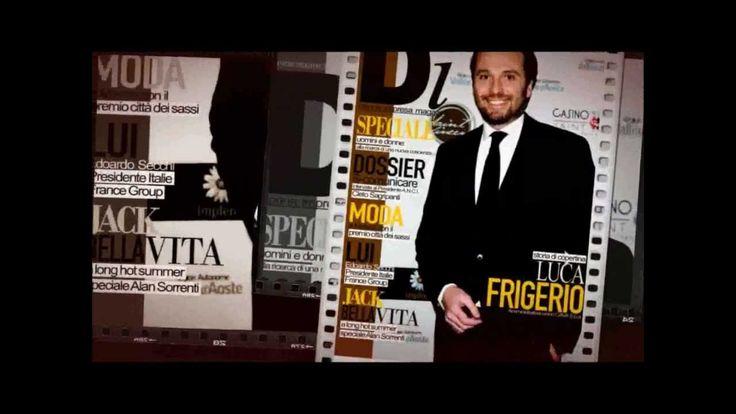 donna impresa magazine Luca Frigerio summer 2012 by Bruno Romano Baldass...