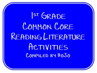 FREE 1st Grade Reading Literature Activities & Ideas for nearly all the standards!