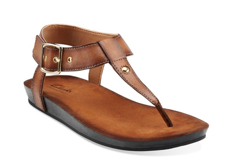 Casual: Clarks Lynx Charm, $60 http://www.prevention.com/health/healthy-living/9-sandals-that-wont-wreck-your-feet/casual-clarks-lynx-charm-60
