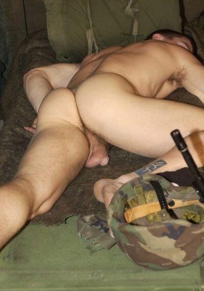 beauty gay military