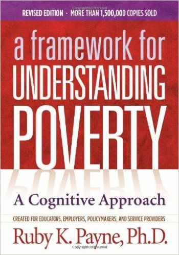 A Framework for Understanding Poverty; A Cognitive Approach: 9781938248016: Economics Books @ Amazon.com