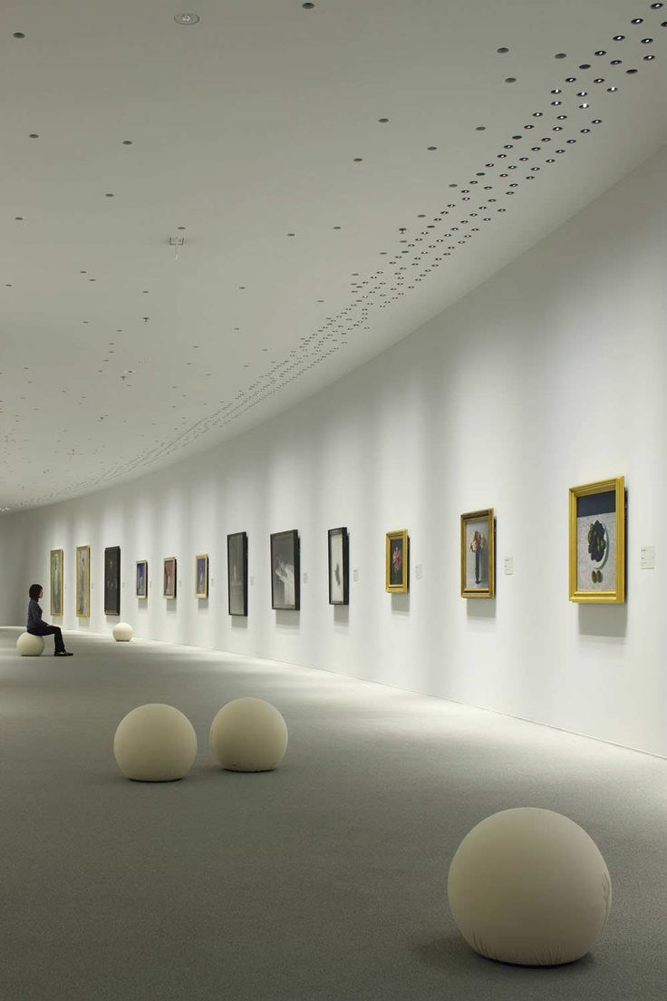 Originalidad y comodidad. Mejora la comodidad y la experiencia del visitante en el Hoki Museum, Japan