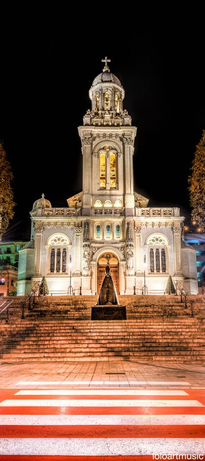 Church Saint Charles, Monaco