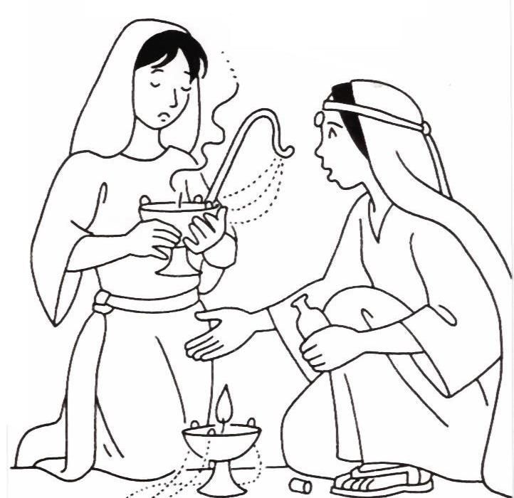 parables coloring pages - photo#14