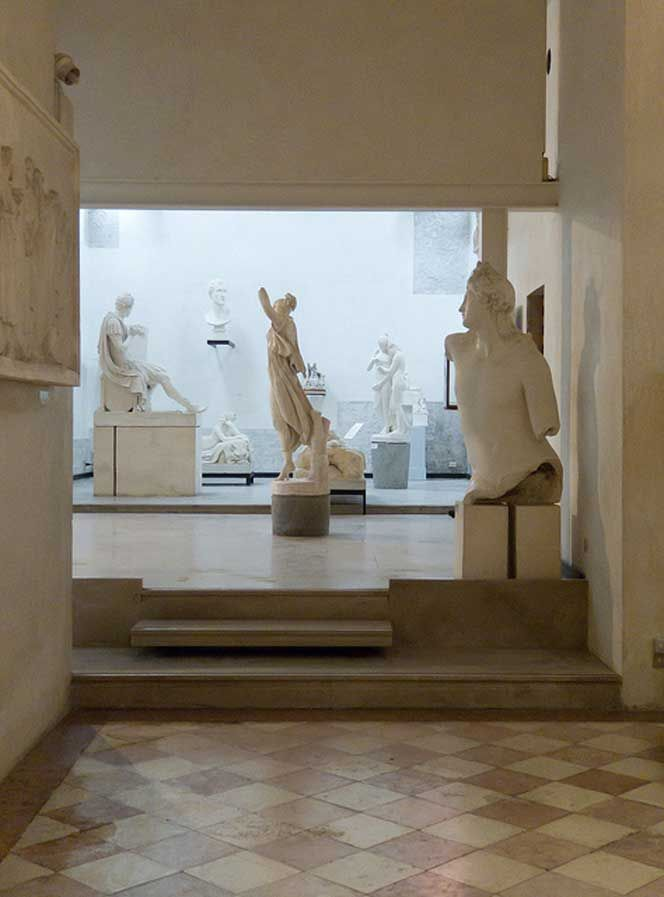 The Canova Museum and Cast Gallery in Possagno, in the province of Treviso (Italy). www.italianways.com/the-canova-museum-and-cast-gallery/