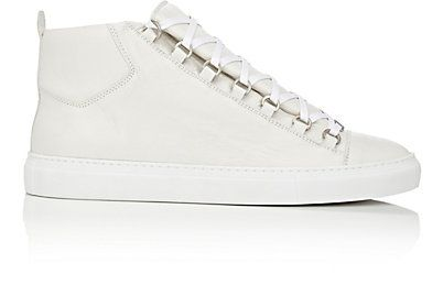 We Adore: The Arena High-Top Sneakers from Balenciaga at Barneys New York