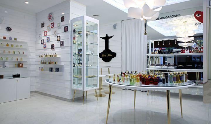 Парфюмерный магазина Linda vuela a Río в Испании