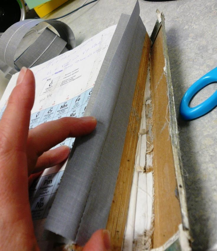 32++ How to repair broken book binding ideas