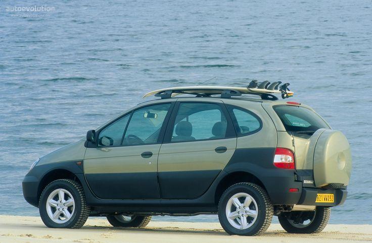 Renault Scenic RX4 2005