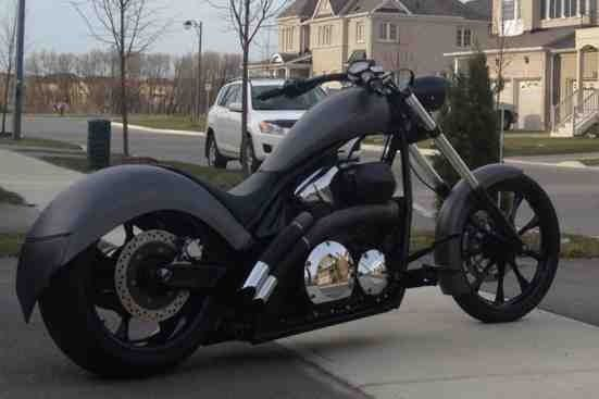 Honda Fury Forums: Honda Chopper Forum