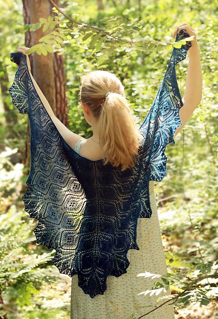 Ravelry: Shallow Waters pattern by Mia Rinde