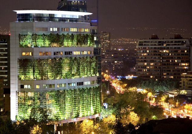 Edificio Consorcio sede Santiago / Enrique Browne - Borja Huidobro   Plataforma Arquitectura