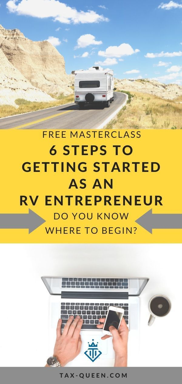 Webinar Registration Rv Life Master Class Finance