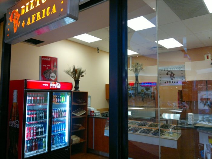 Biltong 4 Africa is situated in Vaal Mall shopping center Vanderbijlpark and it is said to have the best biltong in South Africa.