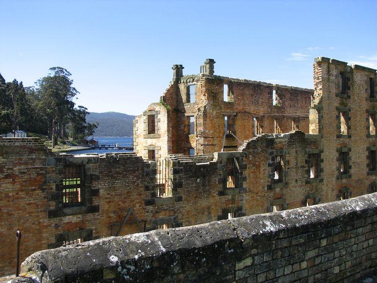 Port Arthur, Tasmania, Australia - penal colony