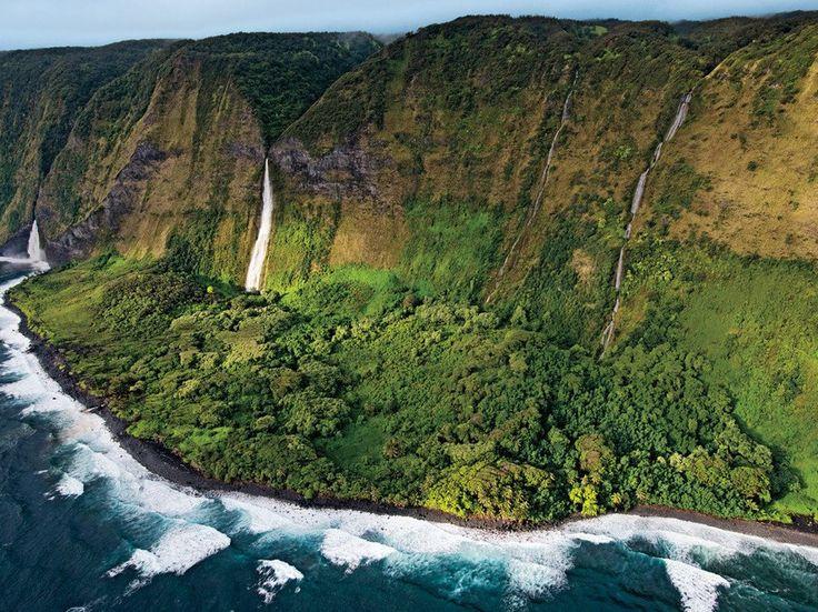 L'île principale de l'archipel d'#Hawaï