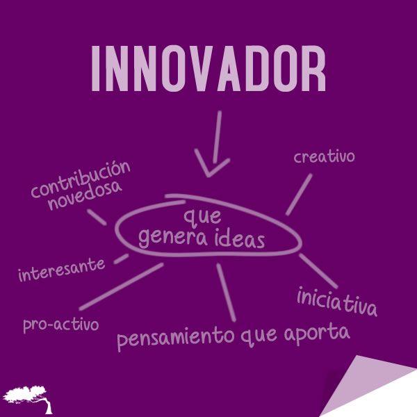 innovar excelente palabra!!