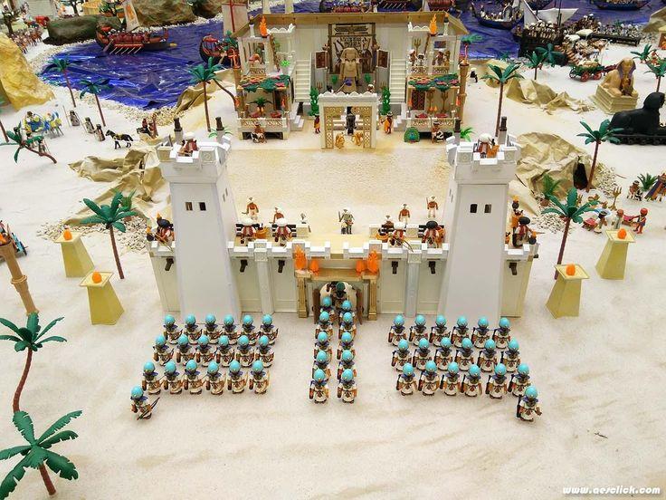templo árabe , egipcio #playmobil @aesclick