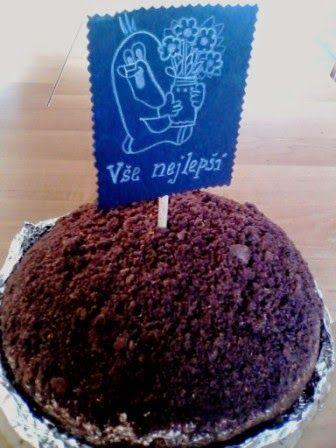Hobbylka: Krtkův dort