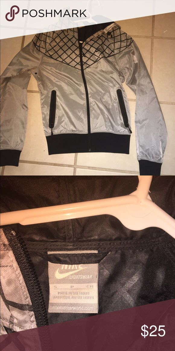 Nike free runner jacket Good condition, worn once and fits tight Nike Jackets & Coats Utility Jackets