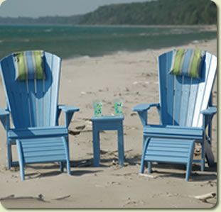 C.R.Plastic Products++ The perfect companion to our Generation Line Adirondack chairs. Our footstools provide superior support and comfort for your legs. Available in 15 colors.
