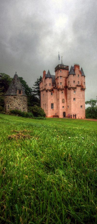 Craigievar Castle, Aberdeenshire, Scotland