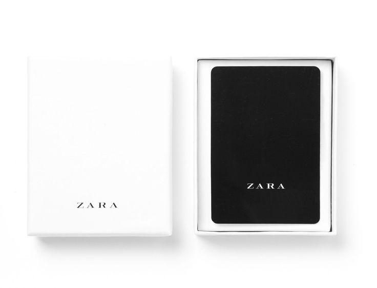 Afbeelding 1 van GIFT CARD van Zara