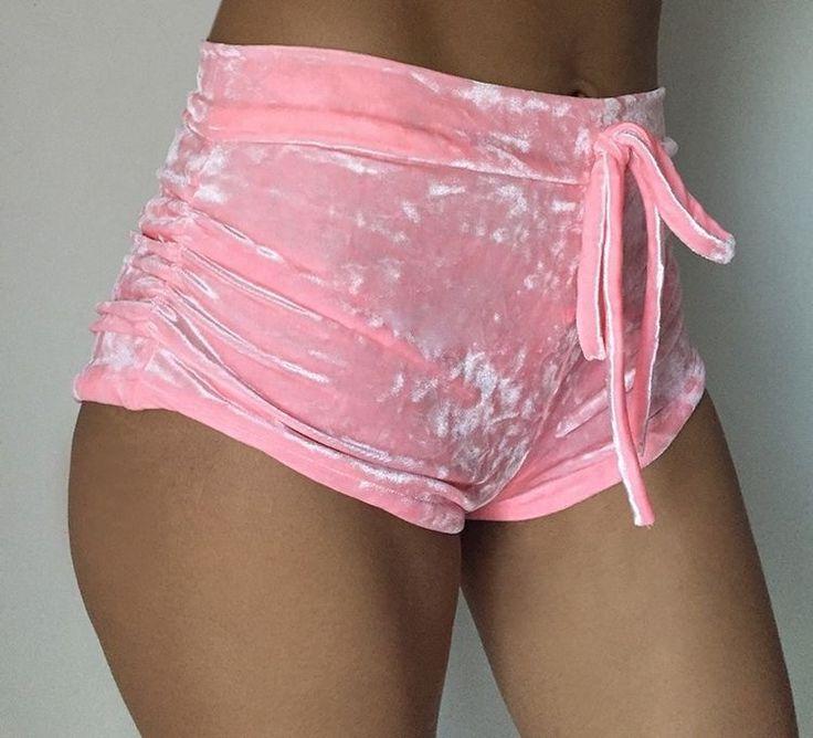Short Velvet Shorts Pajamas Shorts Sports Shorts · Promfashionworld2016 · Online Store Powered by Storenvy