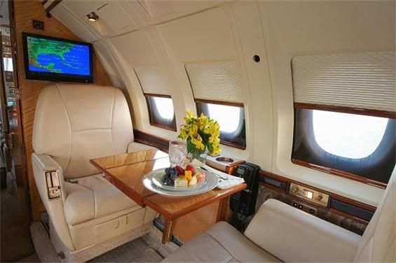 The Hawker 800 jet charter is a mid-sized executive jet produced by the Hawker Beechcraft Corporation. With a takeoff distance of 5,032 feet and a cruising speed of 462 mph, the Hawker 800 business charter can get in and out of smaller executive airports, saving time and money. To charter a private jet or other aircraft, call one of our helpful associates at (888) 594-7141.