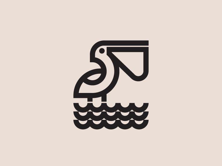 Oyster Co. - Line Based Logo Design