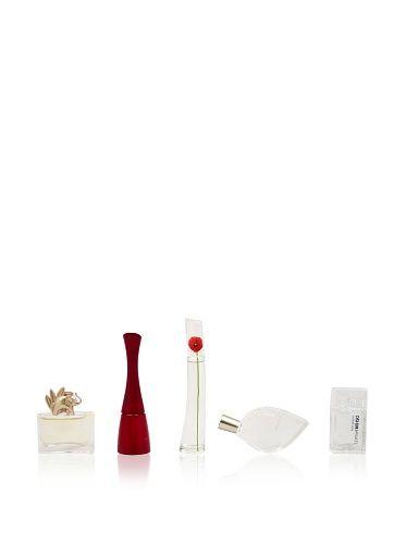 Kenzo Miniatures Collection 5 Piece Mini Gift Set for Women Kenzo http://www.amazon.com/dp/B00B4UCSN2/ref=cm_sw_r_pi_dp_Gfzjvb0HZ7W9H