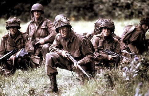 What's Alan Watching?: Band of Brothers