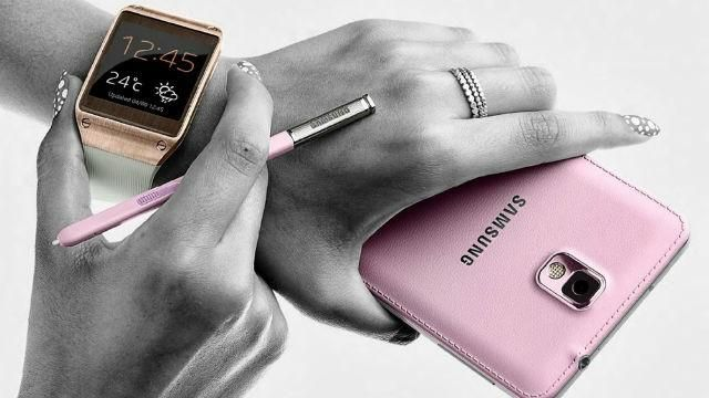Win A Samsung Galaxy Gear AND a Samsung Note 3! Perfect for the holidays!