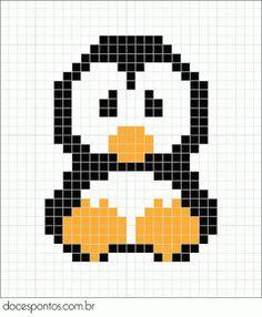 Doces Pontos: Pinguim!