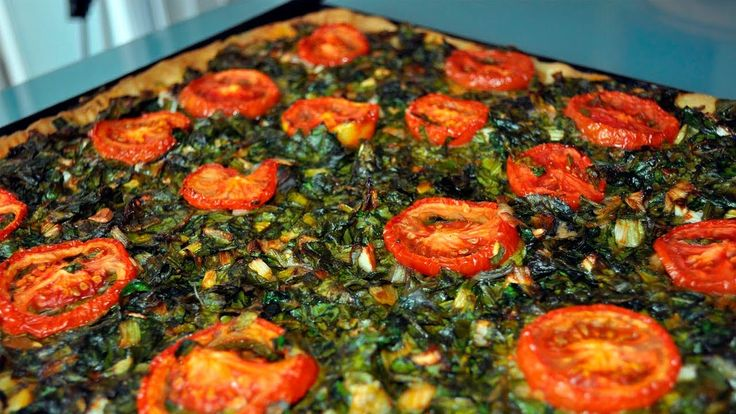 Coca de verduras   Coca de verdures - Recetas Mallorquinas